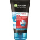 Garnier Pure Active čisticí péče proti černým tečkám s aktivním uhlím 3 v 1 pro mastnou a problematickou pleť