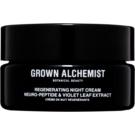 Grown Alchemist Activate regenerační noční krém