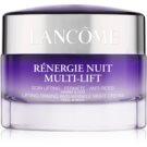 Lancôme Rénergie Nuit Multi-Lift noční zpevňující a protivráskový krém na obličej a krk