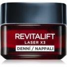 L'Oréal Paris Revitalift Laser X3 denní krém na obličej s intenzivní výživou