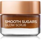 L'Oréal Paris Smooth Sugars Scrub peeling pro rozjasnění pleti