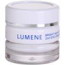 Lumene Bring Now Visible Repair oční krém a korektor