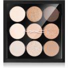 MAC Eye Shadow x9 paleta očních stínů
