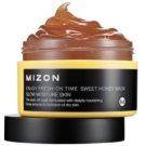 Mizon Enjoy Fresh-On Time rozjasňující a hydratační maska s medem pro suchou pleť