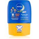 Nivea Sun Kids dětské kapesní mléko na opalování SPF 50+