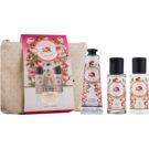 Panier des Sens Rose kosmetická sada I. pro ženy