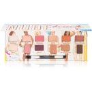 theBalm Nude Beach paleta očních stínů