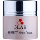 3Lab Body Care crema reafirmante efecto tensor para cuello y escote  60 ml