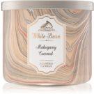 Bath & Body Works White Barn Mahogany Coconut świeczka zapachowa    I.