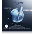 Lancôme Génifique Advanced maska odmładzająca i rozświetlająca o dzłałaniu nawilżającym