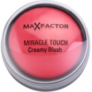 Max Factor Miracle Touch róż w kremie
