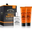 Scottish Fine Soaps Men's Grooming Thistle & Black Pepper zestaw upominkowy IV. (dla mężczyzn) dla mężczyzn