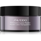 Shiseido Makeup Translucent Loose Powder transparentny puder sypki