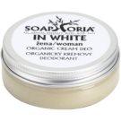 Soaphoria In White organiczny kremowy dezodorant dla kobiet
