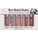 theBalm Meet Matt(e) Hughes zestaw kosmetyków I. dla kobiet