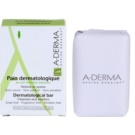 A-Derma Original Care Dermatological Cleansing Bar For Sensitive And Irritated Skin  100 g