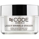AA Cosmetics CODE Sensible Laser Wrinkle Eraser crème de nuit régénérante  50 ml