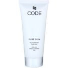 AA Cosmetics CODE Sensible Pure Skin gel exfoliant de curatare pentru piele sensibila   200 ml