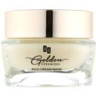 AA Cosmetics Golden Ceramides crème-masque rénovatrice à l'or (With Colloidal Gold, Sonophoresis Inspired) 50 ml