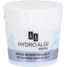 AA Cosmetics Hydro Algae Blue posilující krém na popraskané žilky s hydratačním účinkem (24H Hydro-Derm) 50 ml