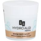 AA Cosmetics Hydro Algae Blue crema hidratanta si nutritiva pentru o piele perfecta  50 ml