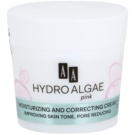 AA Cosmetics Hydro Algae Pink Colour Correcting For Hydration And Pore Minimizing (24H Hydra-Derm) 50 ml