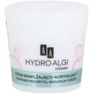 AA Cosmetics Hydro Algae Pink hidratáló krém a bőr kisimításáért és a pórusok minimalizásáért  50 ml