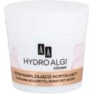 AA Cosmetics Hydro Algae Pink feuchtigkeitsspendende Creme für einheitliche Haut (24H Hydro-Derm) 50 ml