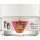 AA Cosmetics MezzoLaser crème de nuit raffermissante effet régénérant 40+  50 ml