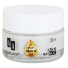 AA Cosmetics Oil Infusion2 Argan Marula 30+ Night Nourishing Cream With Anti-Wrinkle Effect  50 ml