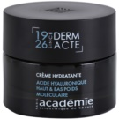Academie Dry Skin intenzív hidratáló krém (Hyaluronic Acid High & Low Molecullar Weight) 50 ml