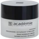Academie Normal to Combination Skin crema hidratante y fortalecedora para rostro 50 ml