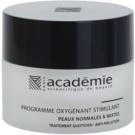 Académie Normal to Combination Skin crème hydratante et renforçante visage   50 ml