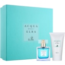 Acqua dell' Elba Blu Women Gift Set II. Eau De Parfum 50 ml + Body Lotion 50 ml