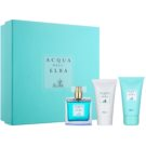 Acqua dell' Elba Blu Women Gift Set III Eau De Toilette 100 ml + Shower Gel 50 ml + Body Lotion 50 ml