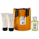 Acqua di Parma Colonia Assoluta Gift Set I. EDC + ASB + SWG Cologne 100 ml + Aftershave Balm 75 ml + Shower Gel 75 ml