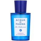 Acqua di Parma Blu Mediterraneo Ginepro di Sardegna Eau de Toilette unisex 75 ml