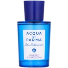 Acqua di Parma Blu Mediterraneo Ginepro di Sardegna toaletní voda unisex 75 ml