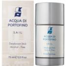 Acqua di Portofino Sail desodorizante em stick unissexo 75 ml