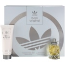Adidas Originals Born Original coffret I. Eau de Toilette 30 ml + gel de duche 75 ml
