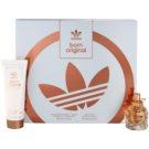 Adidas Originals Born Original darilni set II. parfumska voda 30 ml + losjon za telo 75 ml