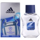 Adidas UEFA Champions League After Shave Lotion for Men 50 ml