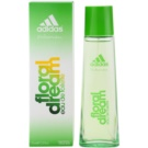 Adidas Floral Dream Eau de Toilette für Damen 75 ml