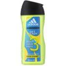 Adidas Get Ready! gel de ducha para hombre 250 ml 2en1