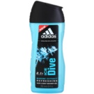 Adidas Ice Dive Shower Gel for Men 250 ml