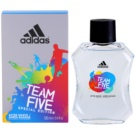 Adidas Team Five loción after shave para hombre 100 ml