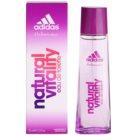 Adidas Natural Vitality Eau de Toilette pentru femei 75 ml