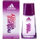 Adidas Natural Vitality Eau de Toilette pentru femei 30 ml