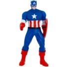 Admiranda Avengers Captain America 3D espuma de banho e gel de duche 2 em 1 para crianças 200 ml