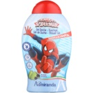 Admiranda Ultimate Spider-Man Hypoallergenic Shower Gel Baobab & Ginseng 250 ml
